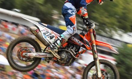Resultados da 10a etapa do AMA Motocross em Unadilla