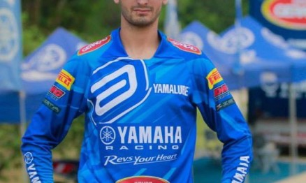Tauan Brenner é um dos aniversariantes do dia 12/08. Foto: Yamaha Geração.