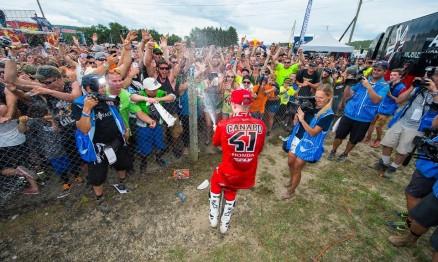 Highlights AMA Motocross 2015 – Unadilla