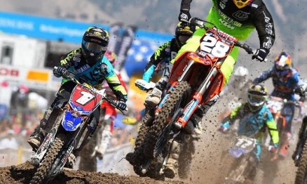 Highlights AMA Motocross 2015 – Utah