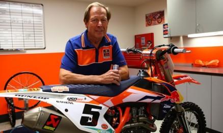 Roger DeCoster é aniversariante do dia 28/08. Foto: Transworld Motocross