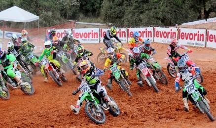 Terceira etapa da Copa São Paulo de Motocross ocorreu junto com Brasileiro de MX