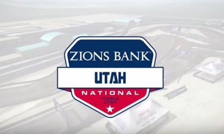 Vídeo – Volta virtual AMA Motocross 2015 em Utah