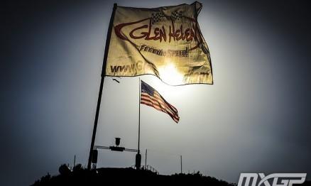 Resultados das classificatórias da 18a etapa do Mundial de MX em Glen Helen