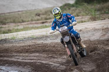 Ricardo Martins voou baixo e fez o melhor tempo do dia na geral e entre as motos (Gustavo Epifânio/DFotos)