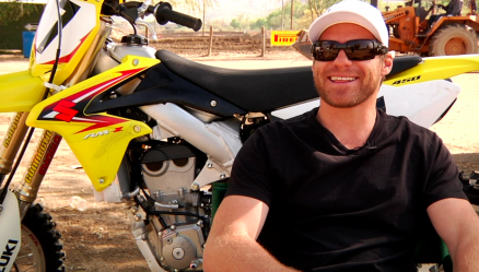 13/10 é aniversário de Greg Albertyn. Foto: Transworld Motocross