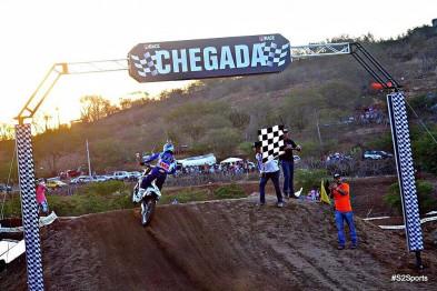 Pedro Neto é campeão antecipado do Arena Nordeste de Motocross