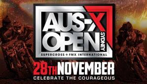 Acompanhe ao vivo o AUS-X Open direto de Sydney