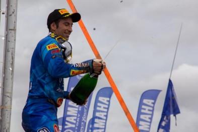 Espanhol e brasileiro disputam o título do Brasileiro de Motocross PRÓ