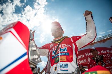 Jean Azevedo conquista título no Brasileiro de Rally Cross Country