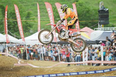 Duda Parise fica com o título da MX3 no Brasileiro de Motocross PRÓ