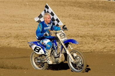 Langston em Hangtown em 2007.