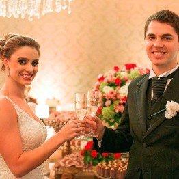 Leandro e sua esposa Giovanna - Foto: Facebook Oficial Leandro Nunes Silva