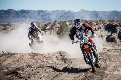 Depois de 6.600 km, Honda tem três pilotos entre os top 10 do Rally Dakar