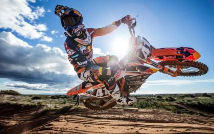 Fotos promocionais da Red Bull KTM 2016