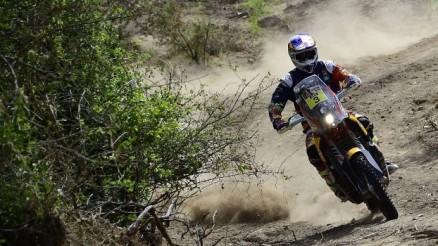 Toby Price conquistou pela primeira vez o Rally Dakar