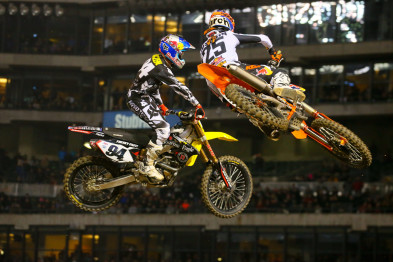 Highlights AMA Supercross 2016 – Oakland
