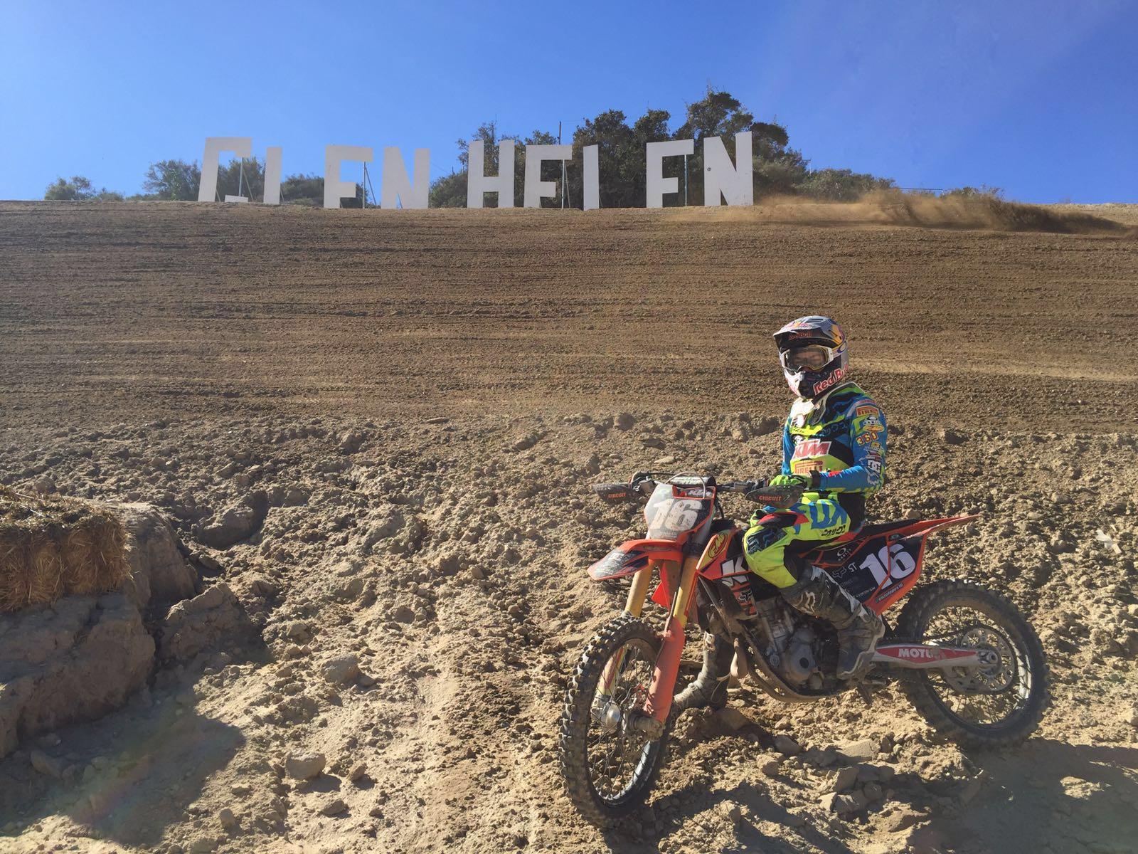 Enzo Lopes acelera na Califórnia e alcança pré-classificação para o Loretta