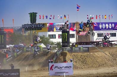 Highlights Mundial de Motocross 2016 – Tailândia