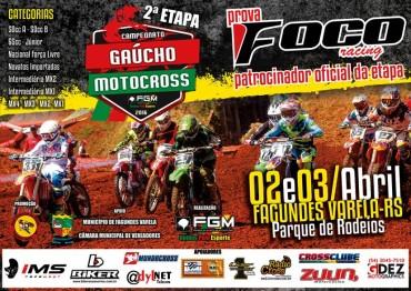 Gaúcho de Motocross desembarca em Fagundes Varela neste fim de semana