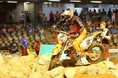 Cody Webb vence a etapa brasileira do Mundial de Super Enduro