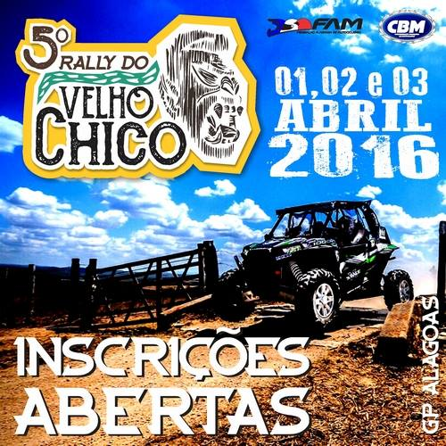 Rally do Velho Chico abre temporada do Brasileiro de Rally Cross Country