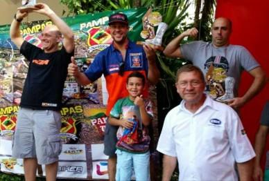 Jomar Grecco vence etapa do Brasileiro de Enduro Regularidade