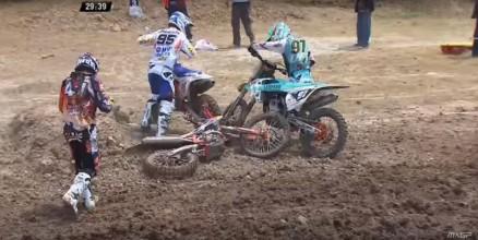 Vídeo Cassetada do Mundial de Motocross 2016 na Tailândia