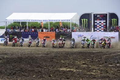 Resultados das classificatórias da 5a etapa do Mundial de Motocross 2016