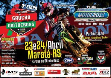 cartaz Oficial Maratá 16
