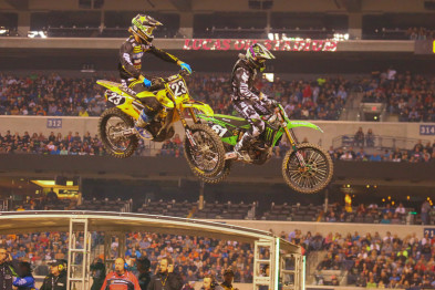 Highlights AMA Supercross 2016 – Indianapolis