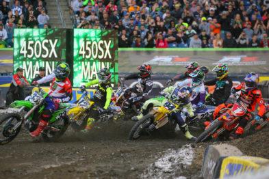 Highlights AMA Supercross 2016 – Foxborough