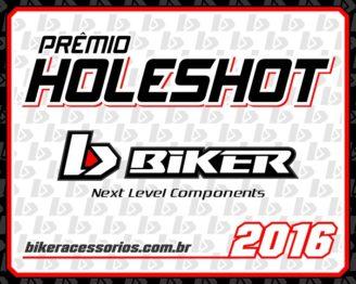 Gaúcho de Motocross terá prêmio Biker de Holeshot