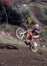 Marty Smith foi o campeão da primeira temporada da categoria 125cc.