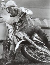 Jimmy Weinert é uma lenda do esporte com dois títulos consecutivos nas 500cc.