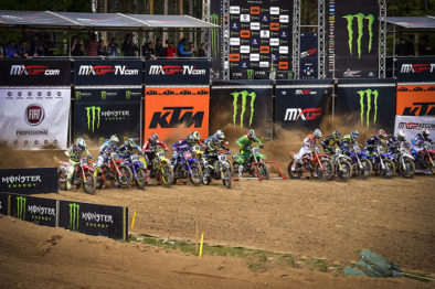 Highlights Mundial de Motocross 2016 – Letônia