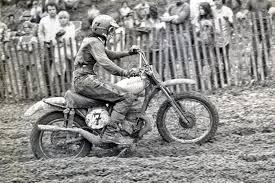 Brad Lackey foi o primeiro campeão do AMA Motocross nas 500cc em 1972.