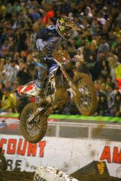 Com dor, Cooper Webb conquistou seu segundo campeonato consecutivo.