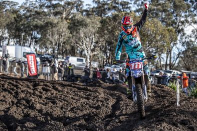 3a etapa do Australiano de Motocross 2016 completa