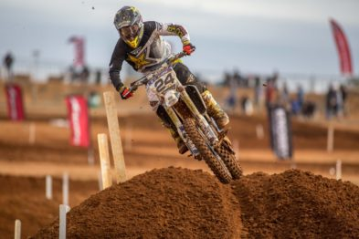 4a etapa do Australiano de Motocross 2016 completa