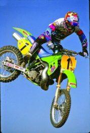 Mike LaRocco foi o campeão da última temporada das 500cc em