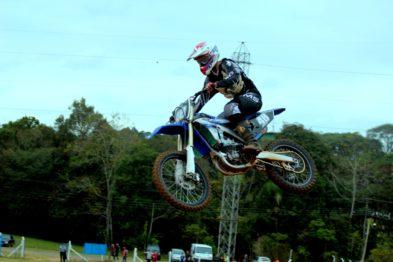 Provas da 4ª etapa no domingo definiu novos lideres no Gaúcho de Motocross