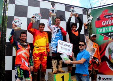 Inscrições continuam abertas para o gaúcho de Motocross