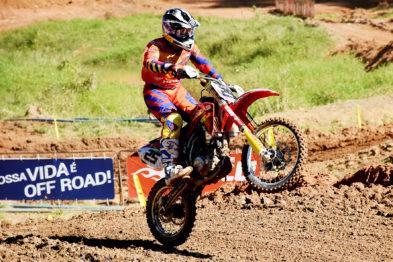 Cassaroti volta a vencer MX Junior no Brasileiro de Motocross Pró
