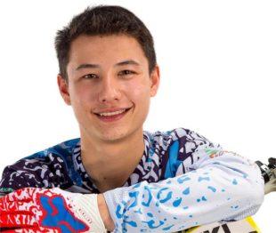 Brian Hsu está de volta a MX2