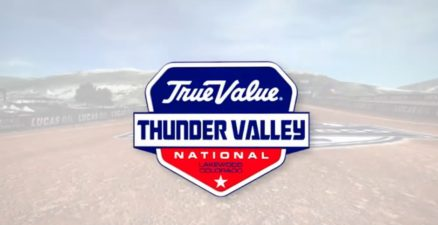 Volta virtual AMA Motocross 2016 em Thunder Valley