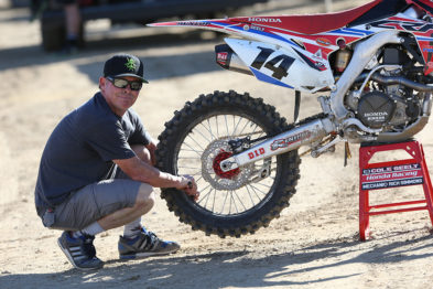 22 de Junho é aniversário da lenda Jeff Ward. - Foto: Transworld Motocross
