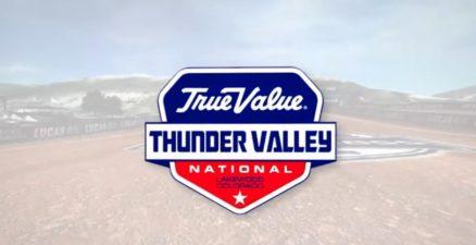 Volta virtual AMA Motocross 2016 em Thunder Valley
