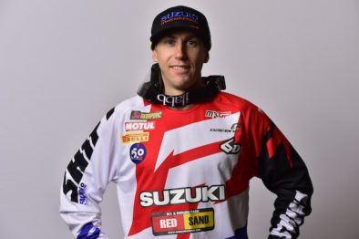 Ben Townley fora do Mundial de Motocross 2016