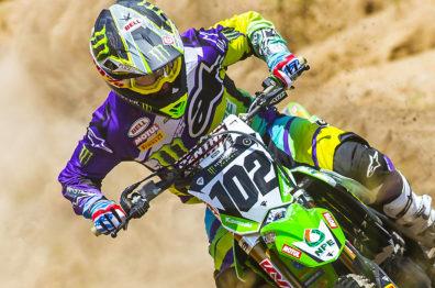 Exame anti doping tira pilotos da 7a etapa do Campeonato Australiano de Motocross